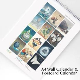 wall calendar cover web